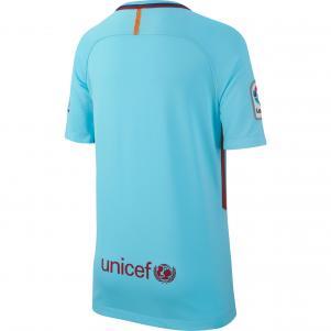 Nike Maglia Gara Away Barcellona Junior  17/18