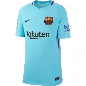 Kids' Nike Breathe FC Barcelona Stadium Jersey