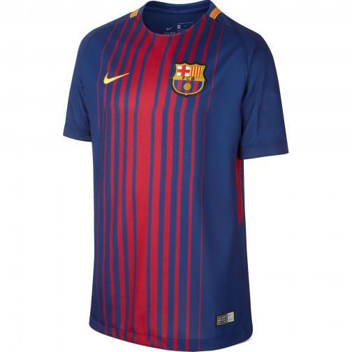 Nike Maglia Gara Home Barcellona Junior  17/18 Blaugrana