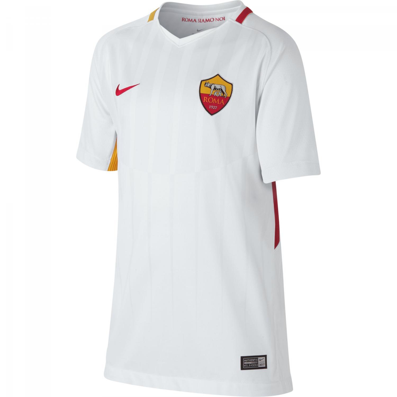 Nike Maglia Gara Away Roma Junior  17/18