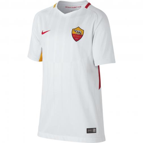 size 40 acc09 b7086 Nike Jersey Away Roma Junior 17/18
