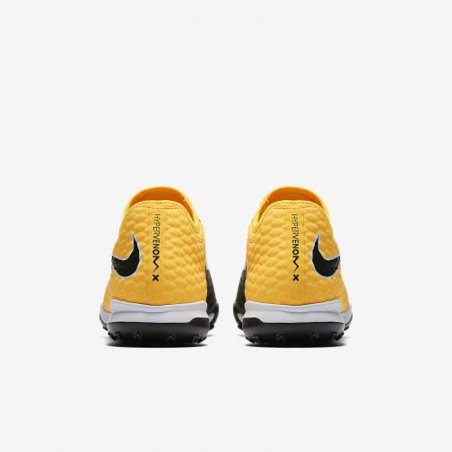 Nike Scarpe Calcetto Hypervenomx Finale Ii Tf Arancione/Bianco/nero Tifoshop