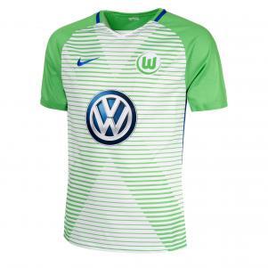Nike Maglia Gara Home Wolfsburg   17/18