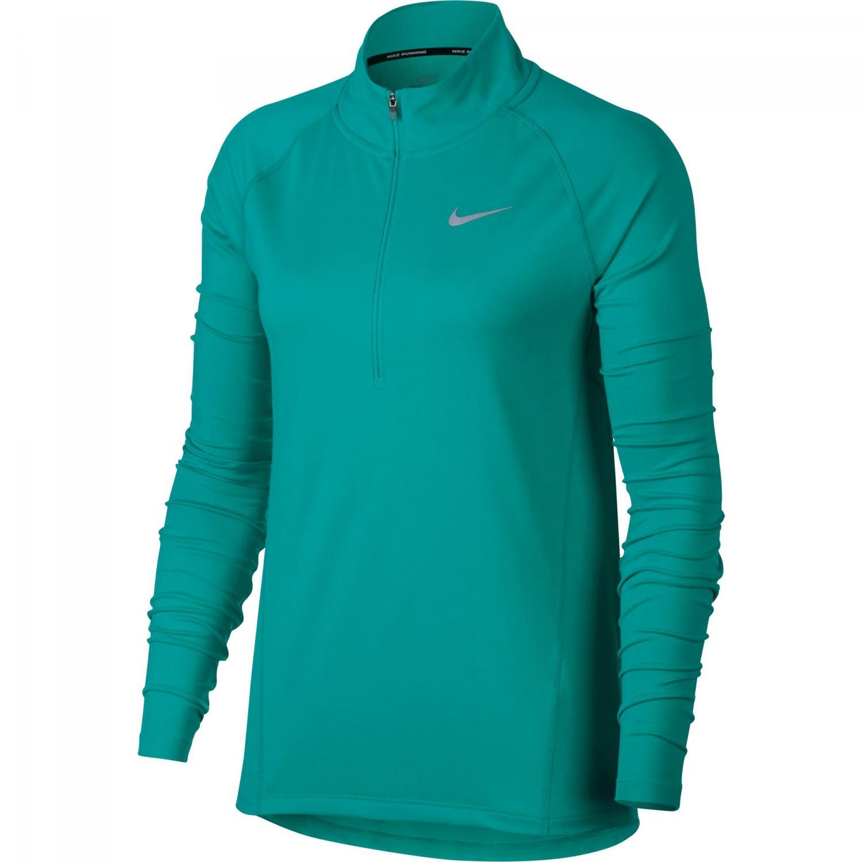 Nike Maglia Half Zip Top Core  Donna