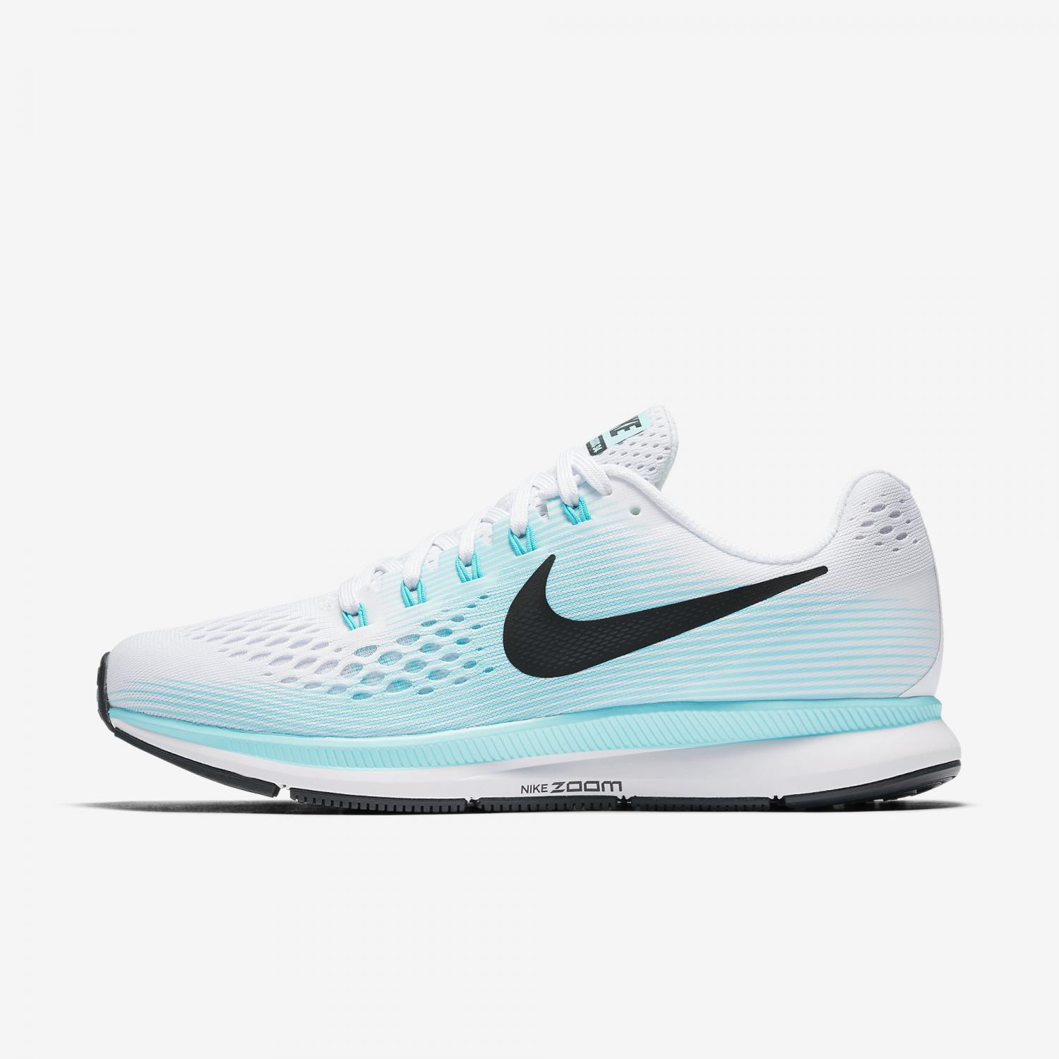 the latest f688a f470d Nike Shoes Air Zoom Pegasus 34 Woman Blackwhite-dark Grey-anthracite -  Tifoshop.com