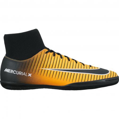 new products 3c71f b0ea8 Nike Futsal Shoes Mercurialx Victory Vi Df Ic LASER ORANGE BLACK-WHITE-VOLT  ...