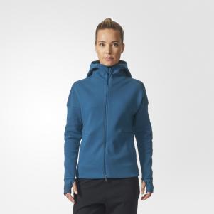 Adidas Felpa Z.N.E. Hood 2 Pulse  Donna