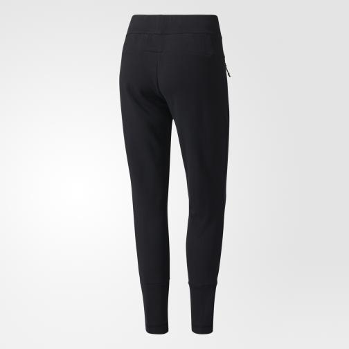 Adidas Pantalone Z.n.e. Slim Pant  Donna Nero Tifoshop