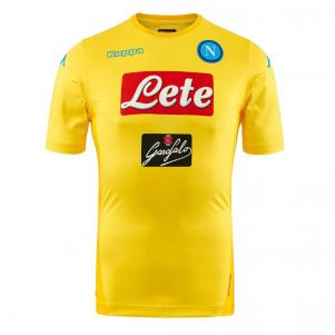2017/18 SSC Napoli Stadium away jersey