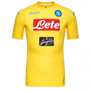 2017/18 SSC Napoli Away jersey