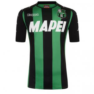 Kappa Shirt Home Sassuolo   17/18