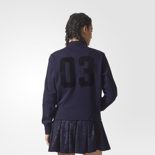 Adidas Originals Giacca Collegiate Track Top  Donna