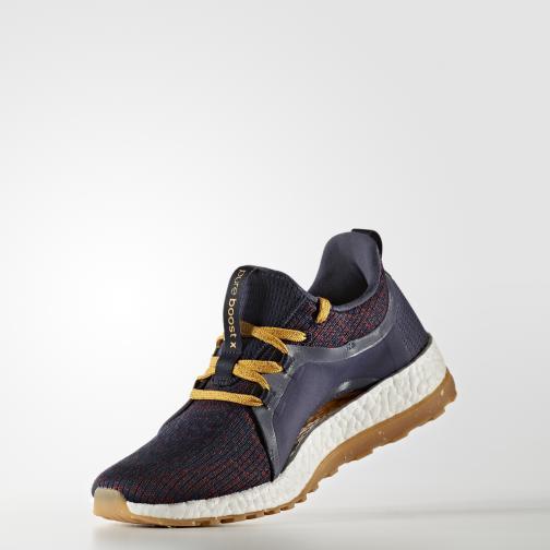 Adidas Scarpe Pureboost X All Terrain  Donna Blu/giallo Tifoshop