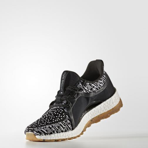 Adidas Scarpe Pureboost X All Terrain  Donna Nero/Bianco Tifoshop