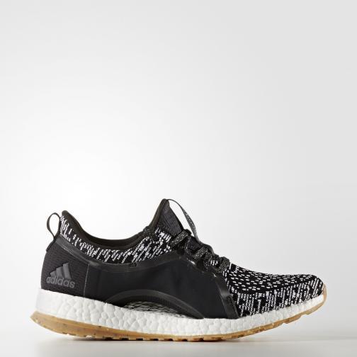 Adidas Scarpe Pureboost X All Terrain  Donna Nero/Bianco