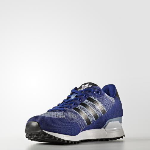 the best attitude d48d0 08173 ... italy adidas originals scarpe zx 750 wv blu nero bianco tifoshop b2793  093ab