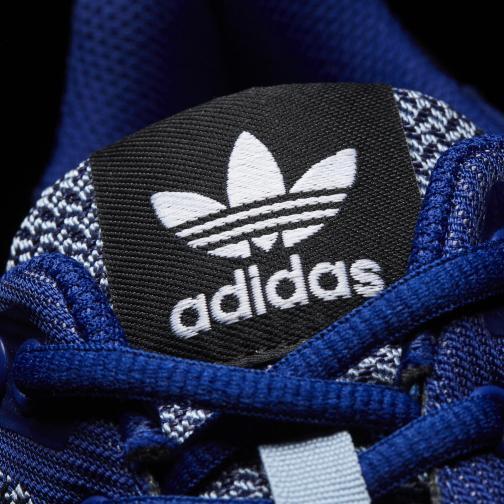 Adidas Originals Scarpe Zx 750 Wv Blu/Nero/Bianco Tifoshop