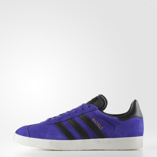 Adidas Originals Schuhe Gazelle ENERGY INK F17/CORE BLACK/GOLD MET. Tifoshop