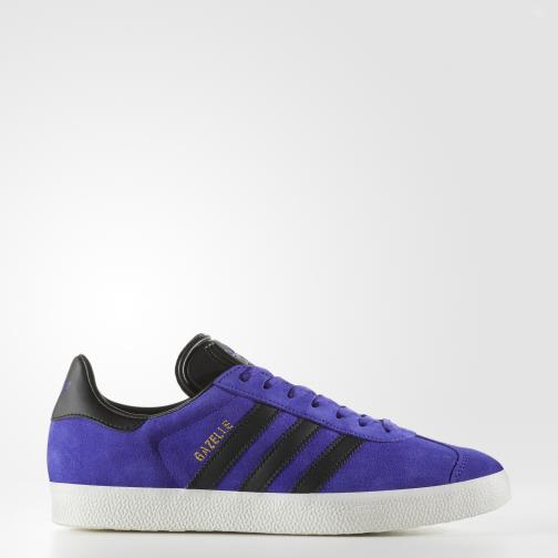 Adidas Originals Schuhe Gazelle ENERGY INK F17/CORE BLACK/GOLD MET.