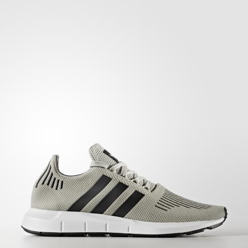 Adidas Originals Scarpe Swift Run Verde/nero/Bianco