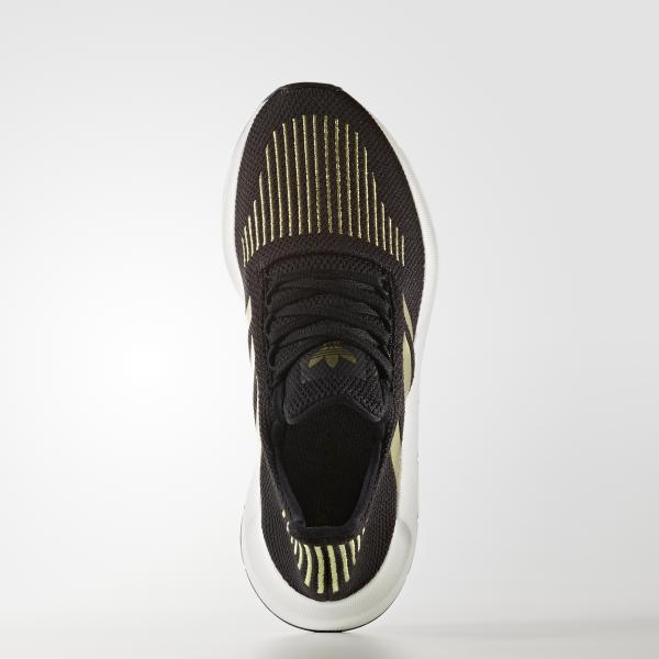 Adidas Originals Scarpe Swift Run Women  Donna Nero/oro Tifoshop