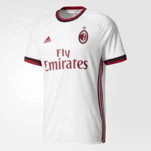 Adidas Maglia Gara Away Milan   17/18