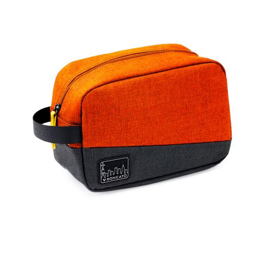 TROUSSE DE TOILETTE  ORANGE