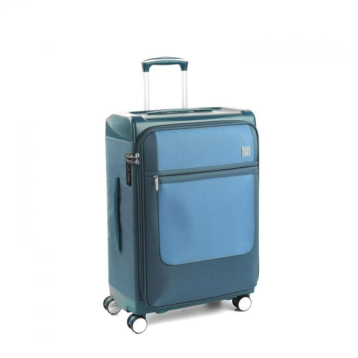 Trolley Medio  BLU AVIO