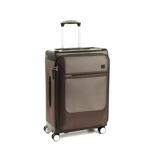 MEDIUM LUGGAGE  TITANIUM