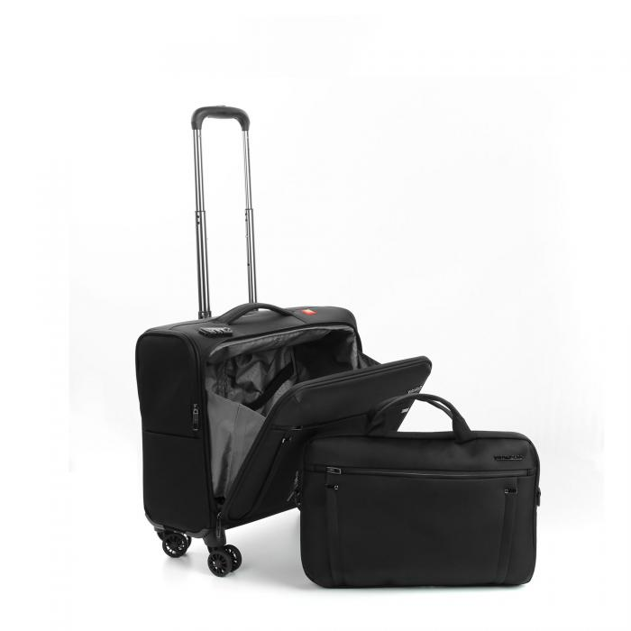 Pc Trolley  BLACK Roncato