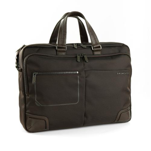 SAC ORDINATEUR  BROWN