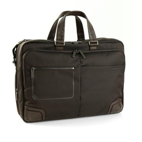 LAPTOP BRIEFCASE  BROWN