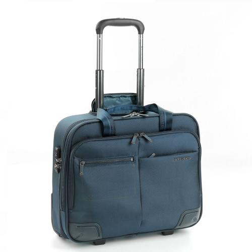 PC TROLLEY  DARK BLUE