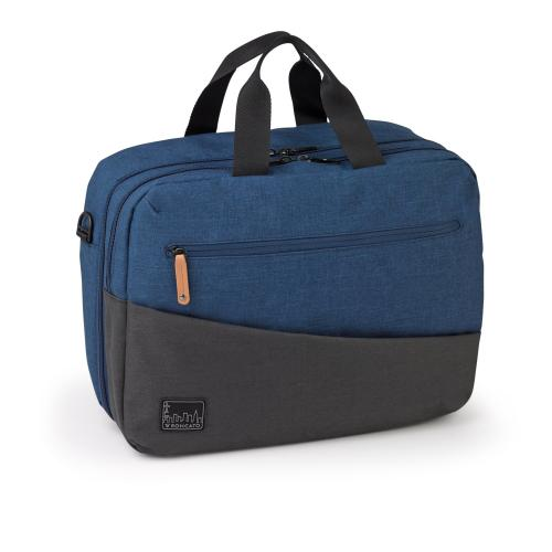 LAPTOP BRIEFCASE  DARK BLUE