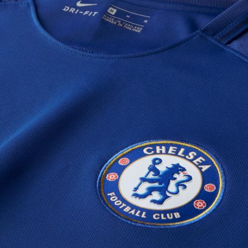 Nike Maglia Gara Home Chelsea   17/18 BLU_ Tifoshop