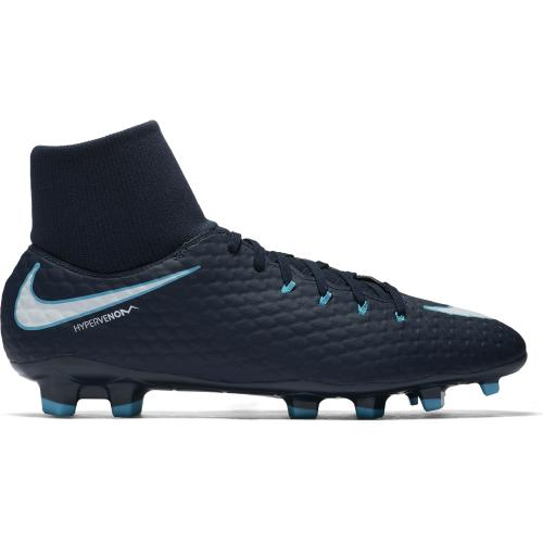 Nike Chaussures de football Hypervenom Phelon III Dynamic Fit FG