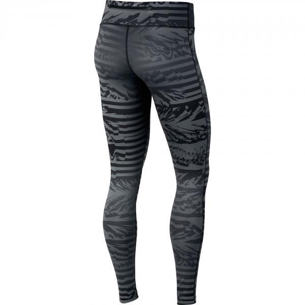 Nike Pantalone Nike Power Essential Running Tights  Donna Grigio/Nero Tifoshop