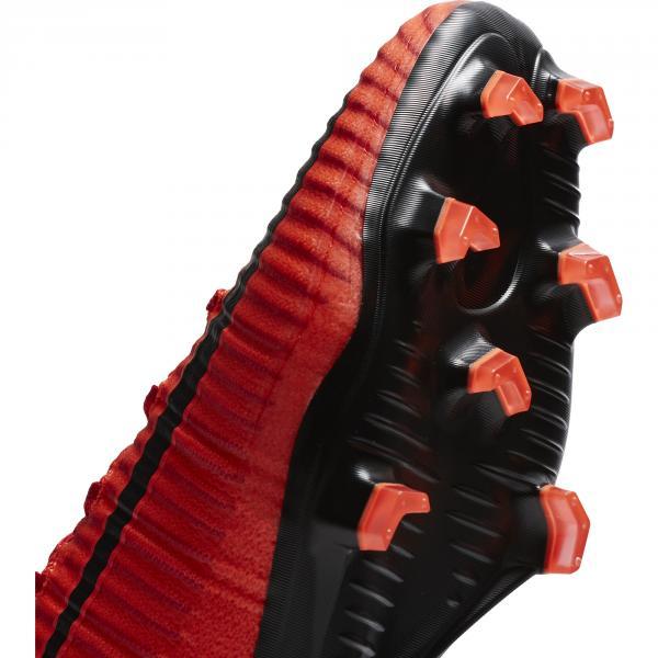 Nike Scarpe Calcio Mercurial Superfly V Fg Rosso/Nero/ Mango Tifoshop