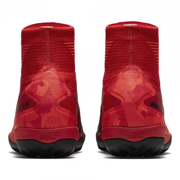 Nike Scarpe Calcetto Mercurialx Proximo Ii Tf Rosso/Nero/ Mango Tifoshop