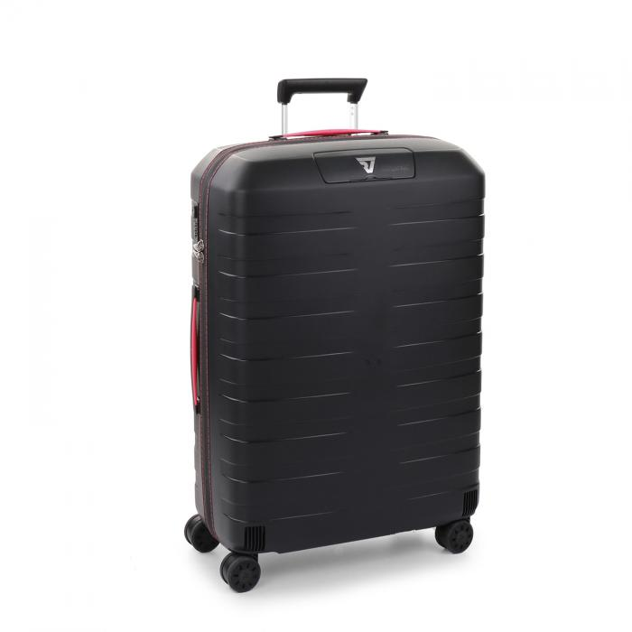 Large Luggage  BLACK/PINK