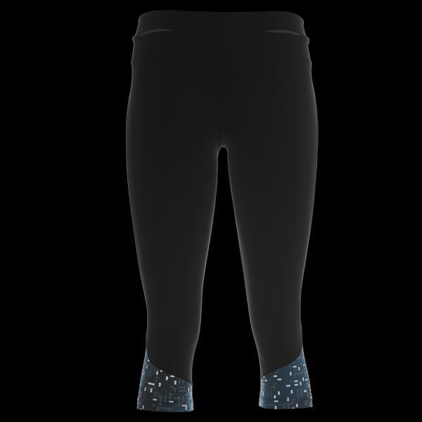 Asics Pantalone Race Knee Tight  Donna NERO Tifoshop