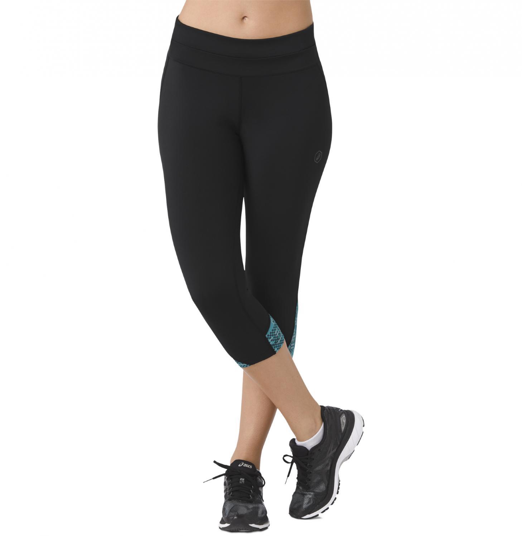 Asics Pantalone Race Knee Tight  Donna