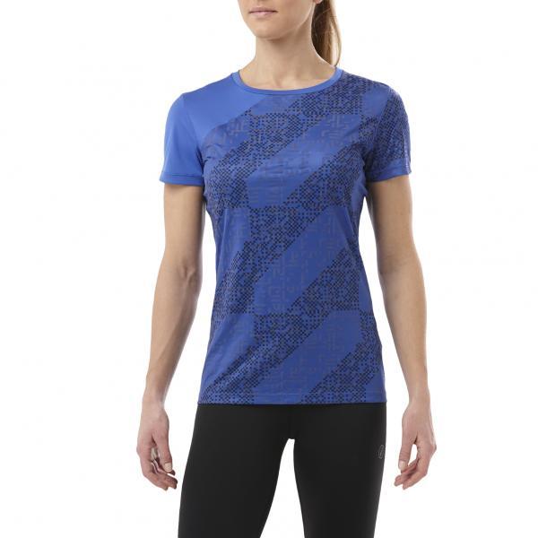 Asics T-shirt Lite-show Ss Top  Donna BLU
