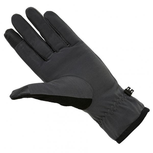 Asics Guanto Winter Performance Gloves  Unisex GRIGIO Tifoshop
