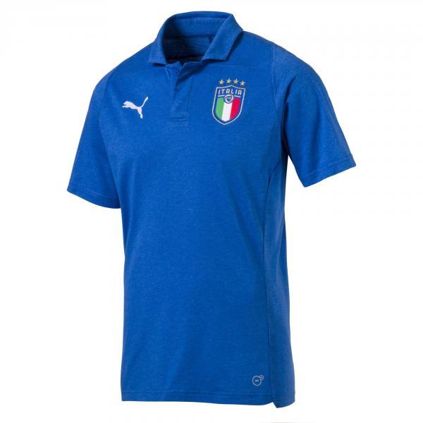 Puma Polo  Italia Azzurro