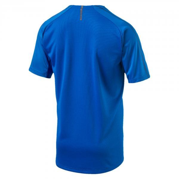 Puma Maglia Allenamento Figc Training Jersey Italia Azzurro-blu Tifoshop