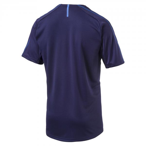 Maglia Da Allenamento Figc Italia Blu-azzurro FIGC Store