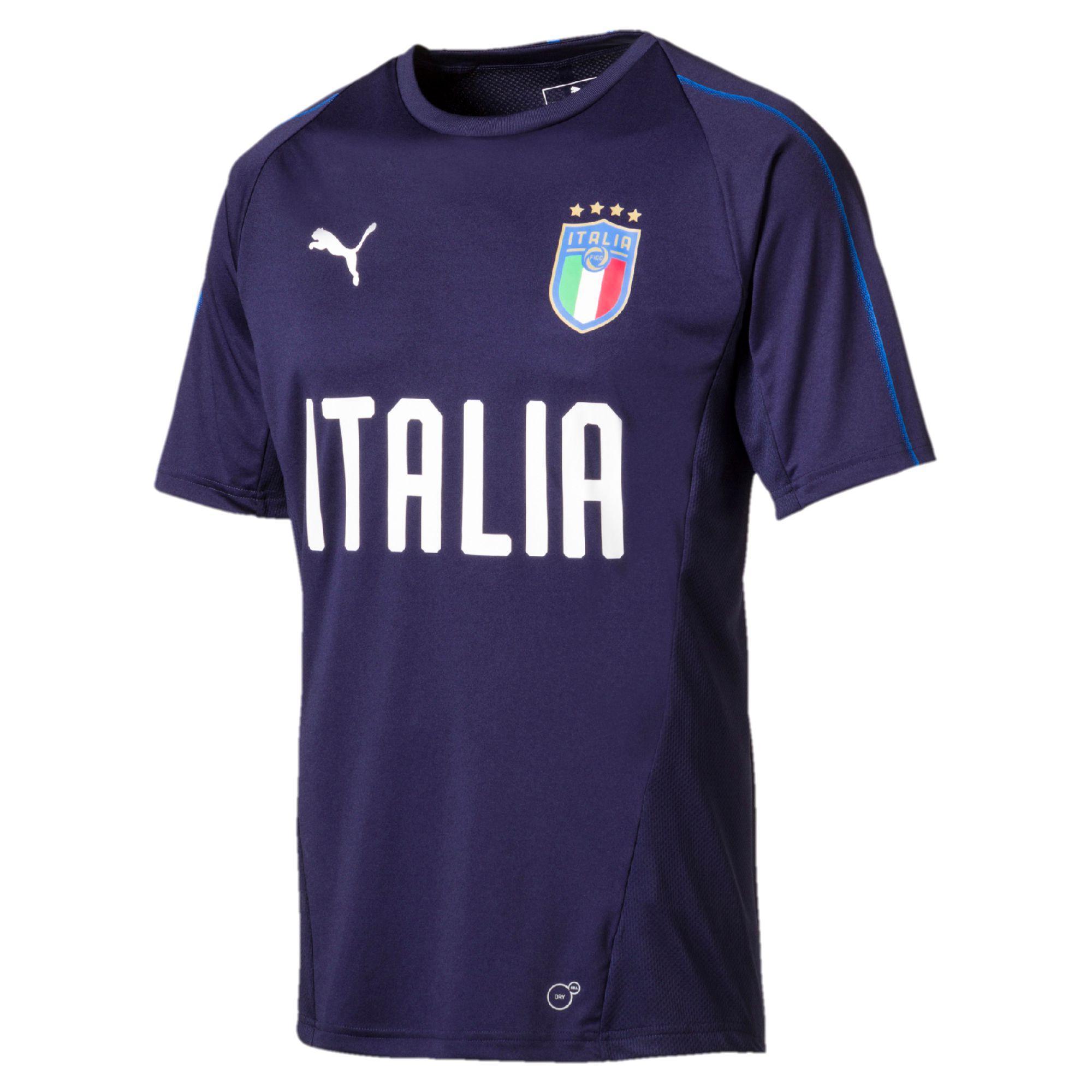 Maglia Da Allenamento Figc Italia