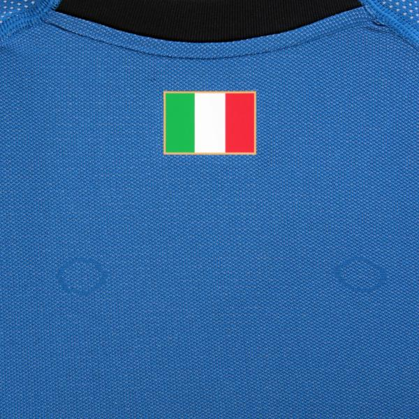 Figc Italia Home Shirt Authentic Evoknit With Packaging TEAM POWER BLUE-PEACOAT FIGC Store
