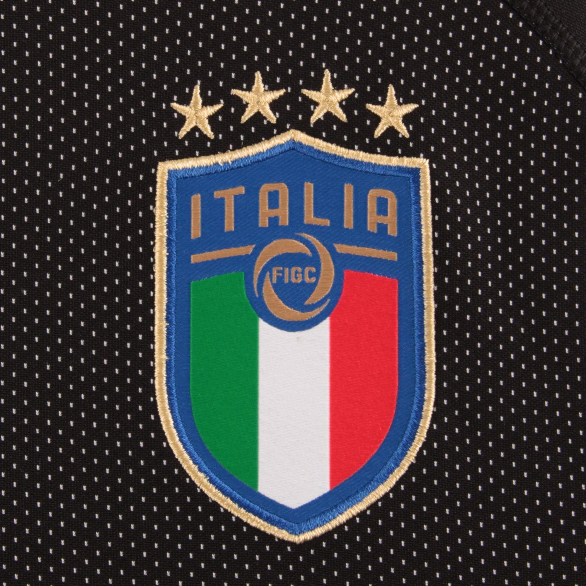 7d9889e552d Figc Italia Goalkeeper Shirt Replica Ss FIGC Store
